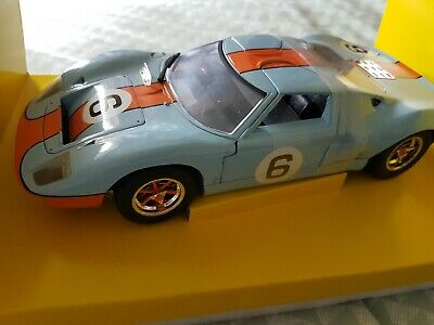 1/18 Revell Ford GT40 LE- MANS 69 GULF RACE COLOURS • 70£