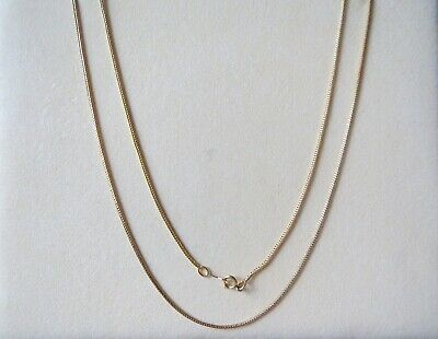 $260 • Buy 14kt Yellow Gold Necklace 24 Inches 5.2 Grams