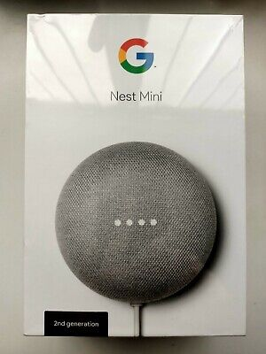 AU60 • Buy Google Nest Mini (2nd Generation) Smart Speaker - Chalk