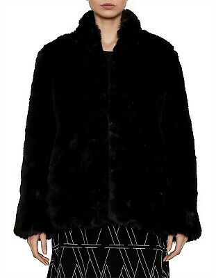 AU300 • Buy Viktoria And Woods Fur Faux Protagonist Jacket Size 0