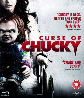 Childs Play 6 - Curse Of Chucky Blu-Ray | (2013) • 9.95£