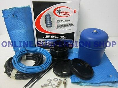 AU370 • Buy Suits Holden Commodore VT VX VY VZ 97-07 FIRESTONE COILRITE HP Poly Air Bag Kit