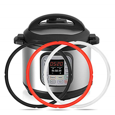 $16.69 • Buy Mocoosy Silicone Sealing Ring For Instant Pot 8 Qt, Instapot Seal Ring 8 Quart,