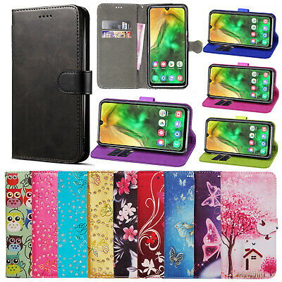 FOR Samsung Galaxy A10 A20e A40 A50 A51 A71 PU Leather Wallet Flip Case Cover • 3.49£