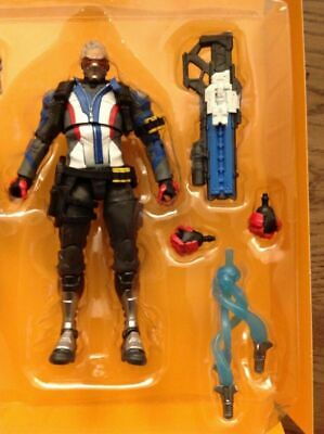 AU19.90 • Buy Hasbro Overwatch Ultimates Soldier 76 Action Figure