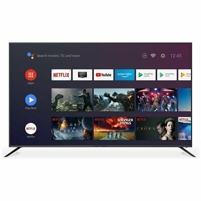 AU910 • Buy NEW Seiki SVision 65 Inch 4K UHD HDR Android TV SVU6500G