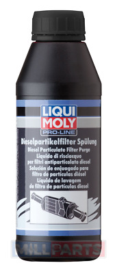 Liqui Moly Pro Line Exhaust Diesel Particulate Filter Cleaner Purge 500ml DPF • 17.99£