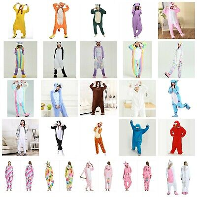 AU29.99 • Buy Adult Rainbow Unicorn Animal Onesie0 Kigurumi Costume Pajamas Sleepwear