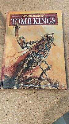Warhammer Tomb Kings Army Book Codex • 43.65£
