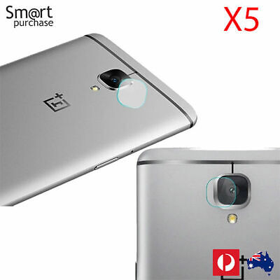 AU22.12 • Buy X5 9H Camera Tempered Glass Back Rear Full Cover For Oneplus 3 Z