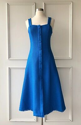 AU89.95 • Buy | COUNTRY ROAD | Textured Sun Dress Blue | NEW | $249 | SIZE: 8,10,12,14,16 |