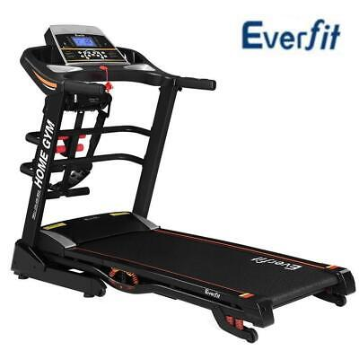 AU1271.60 • Buy Everfit Electric Treadmill Auto Incline Home Gym Exercise Run Machine Fitness