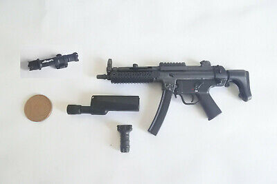 £14.99 • Buy 1/6 Modeling Toys MMS9002 British Metropolitan Police MP5 Lot W/ Accessories