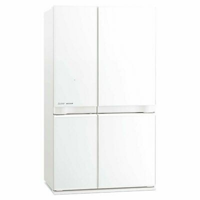 AU2569 • Buy NEW Mitsubishi Electric 650L French Door Fridge MR-L650EN-GWH-A2