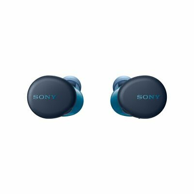 AU138 • Buy Sony NEW - WFXB700L - WF-XB700 Truly Wireless Headphones With EXTRA BASS (Blue)