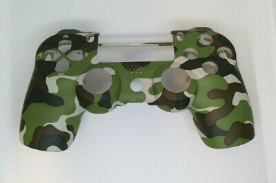AU19.86 • Buy Official PS4 V2 Controller  Camo  Replacement Front Shell