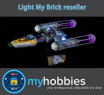 AU69.99 • Buy LEGO Star Wars UCS Y-Wing Starfighter 75181 Light Kit (LEGO SET ARE NOT INCLUDED