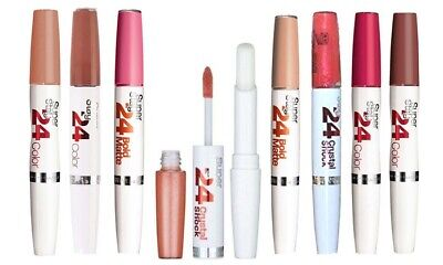 £5.99 • Buy Maybelline Superstay 24 Hour Lipstick #choose Shade #new In Box