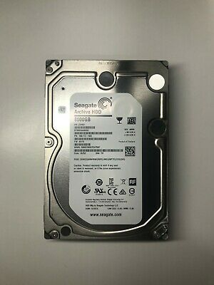 """View Details Seagate Archive HDD 8TB, Internal, 5900 RPM, 3.5"""", ST8000AS0002 • 130.00£"""