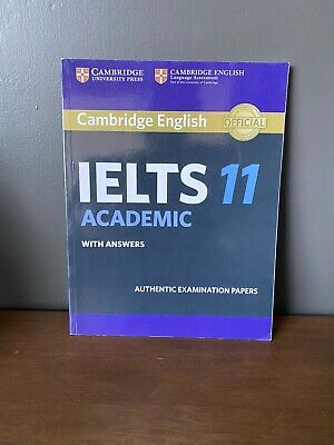 £9.93 • Buy IELTS Practice Tests: Cambridge IELTS 11 Academic Student's Book With Answers :