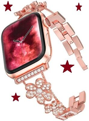 $ CDN29.88 • Buy Bling Bands Compatible Apple Watch 38/40mm Series 5/4/3/2/1 Watch NOT Included