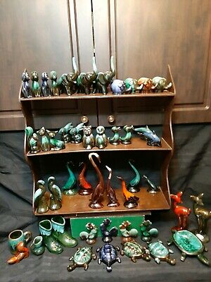 $ CDN555.55 • Buy 44+ Bmp  Blue Mountain  & Canadian Pottery   Mini  Zoo  Lots Of Factory 1rsts