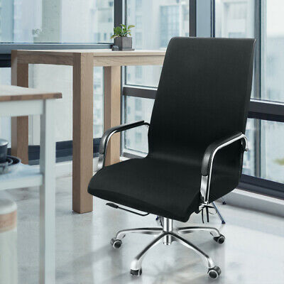 AU22.99 • Buy Executive Office Chair Back Seat Cover Computer Armchair Protector Cover Home