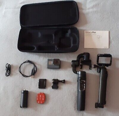 $ CDN403.27 • Buy GoPro Digital Hero 5 Black With Gimbal Hohem Isteadypro Perfect Conditions