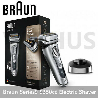 AU436.22 • Buy Braun Series 9 9350s Rechargeable Cordless Men's Electric Shaver Wet&Dry