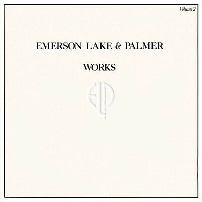 Emerson, Lake & Palmer - Works (Vol 2) LP. 1977 UK. EX. 100's Of Records 4 Sale • 3.74£