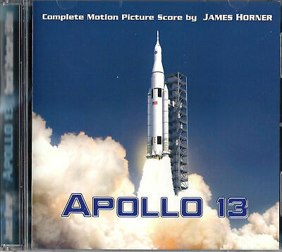 APOLLO 13 James Horner COMPLETE SCORE EDITION • 24.99£