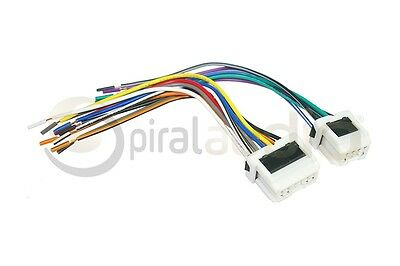 $8.99 • Buy Reverse Radio Wiring Harness OEM For Factory Stereo Installation WH-1002