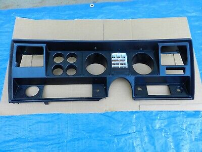 AU195 • Buy Holden Gts Hj Hx Hz Dash Fascia Suits Monaro 2 Door Or 4 Door/ Original Gmh