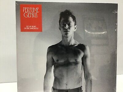 Perfume Genius - Set My Heart On Fire Immediately - LP Vinyl - New • 19.86£