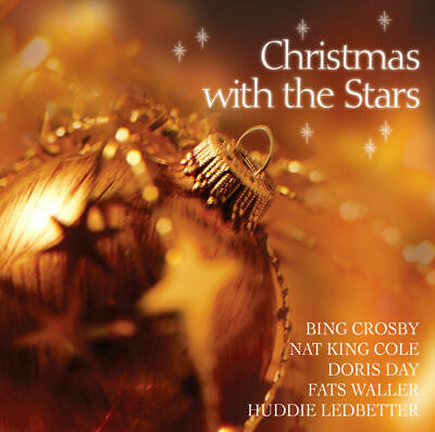 Various : Christmas With The Stars CD (2007) • 2.99£