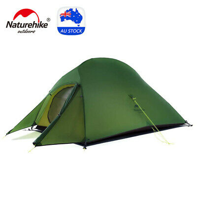 AU209 • Buy Naturehike Upgraded Cloud Up 2 Person Hiking Tent Camping Backpacking Tent