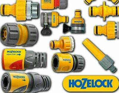 Hozelock Quick Connect Easy To Use Outdoor Hose Connector Various Types Uk • 6.99£