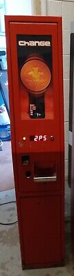 Coin Operated  Arcade Change Machine 2p Coin Payout • 650£