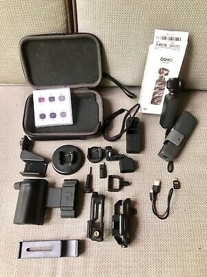 $400 • Buy DJI Osmo Pocket + Accessories. EUC