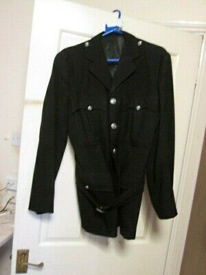 Police / Prison Duty / Court Jacket / Tunic With Belt  • 25£