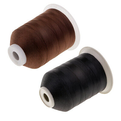 Prettyia 2x Whipping Wrapping Threads For Fishing Rod Rings Guides -2187Yds • 13.36£