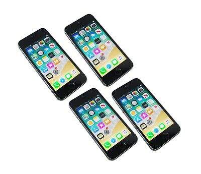 $ CDN243.60 • Buy Lot Of 4 Apple IPhone 5s 16GB Gray Verizon/AT&T GSM/CDMA/LTE A1533 Clean ESN