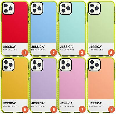 Customisable Solid Colour Block Design Impact Phone Case For IPhone | Personalis • 10.95£