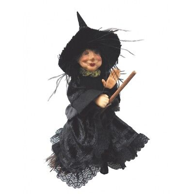 New Witches Of Pendle Witch Flying Witch- Jannet Device 35cm - Halloween -Wicca • 29.95£