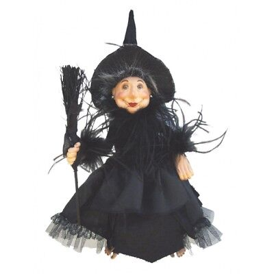 New Witches Of Pendle Witch Flying Witch- Alizon Device 35cm - Halloween -Wicca • 39.95£