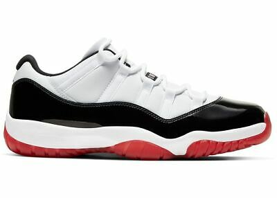 $230 • Buy JORDAN 11 RETRO LOW  CONCORD BRED  AV2187-160 Size 11 CONFIRMED ORDER