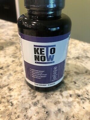$9.99 • Buy Keto Now Diet Caps 800 MG Ketosis Weight Loss Supplements, Boost Energy Now