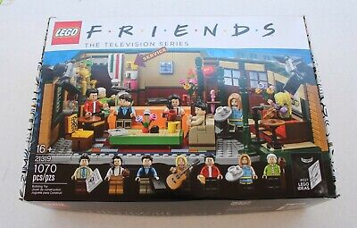 $50 • Buy Lego Friends Central Perk Cafe Ideas 25th Anniversary Set #21319 Ready To Ship