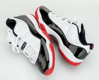 $219.99 • Buy Air Jordan 11 Retro Low Concord Bred Size 8-12 ORDER CONFIRMED 100% AUTHENTIC