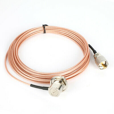 $ CDN21.74 • Buy For QYT KT-8900 YAESU ICOM KENWOOD Radio Adapter Extension Cord Cable Antenna